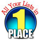 All Your Lists In One Place...