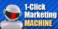 1 Click Marketing Machine Logo